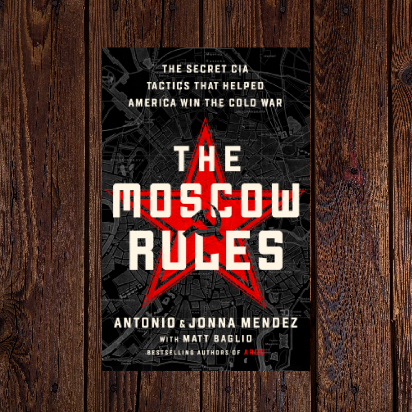 """Moscow Rules"" The Best Nonfiction of The Year? Quite Possibly"