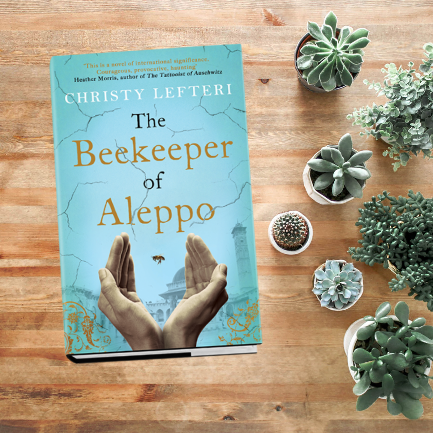 The Beekeeper of Aleppo is This Summer Most Brilliant Book