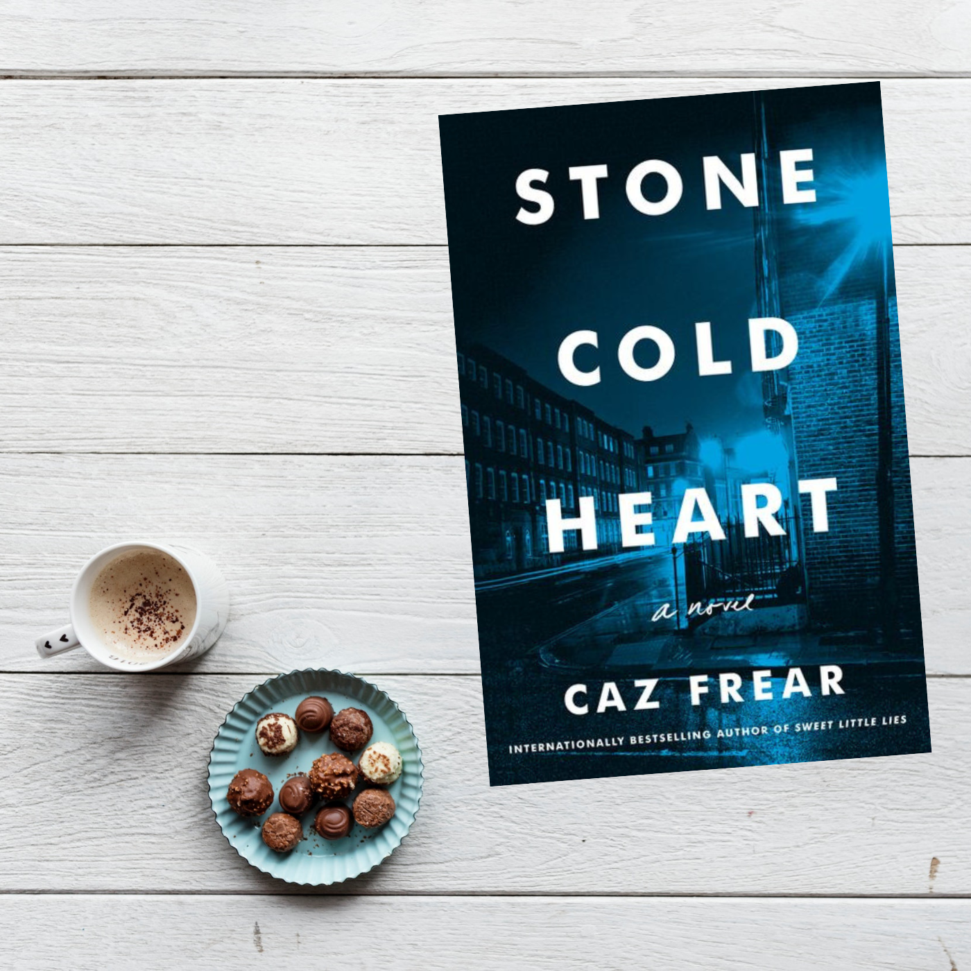 Best Selling Author Caz Freat is Back with Stone Cold Heart